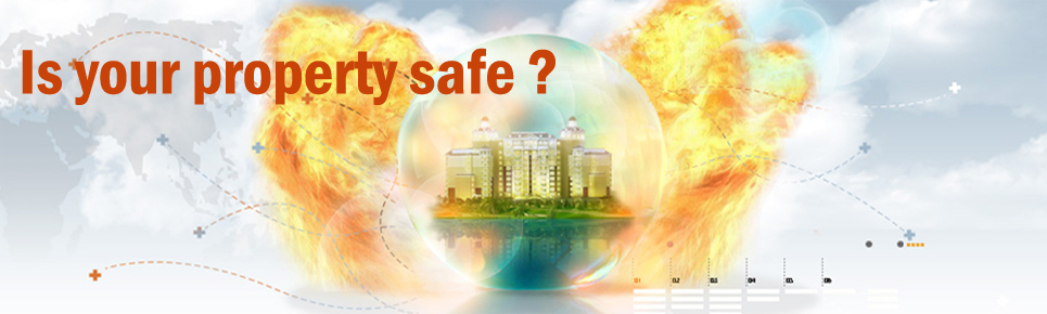 Satelite Fire Protection